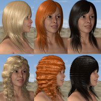 Materials for Human Characters - The Poser Compendium Part 5 image 6