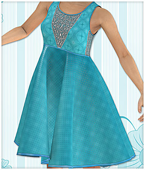 Miki 3 - Summer Dress 3D Figure Essentials karanta