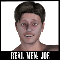 Real Men- Joe for M4  KarenJ
