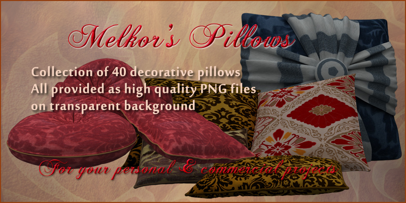Melkors Pillows