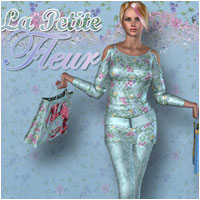 La Petite Fleur Clothing Software sandra_bonello