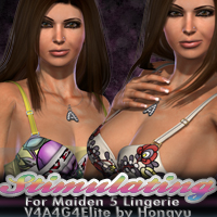 Stimulating for Maiden 5 Lingerie V4A4G4Elite by Hongyu  fratast