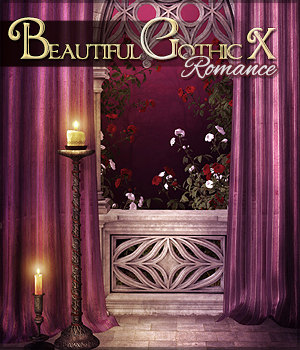 Beautiful Gothic X: Romance 2D Graphics Sveva