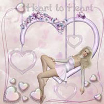 Heart to Heart 3D Models 3D Figure Essentials ilona