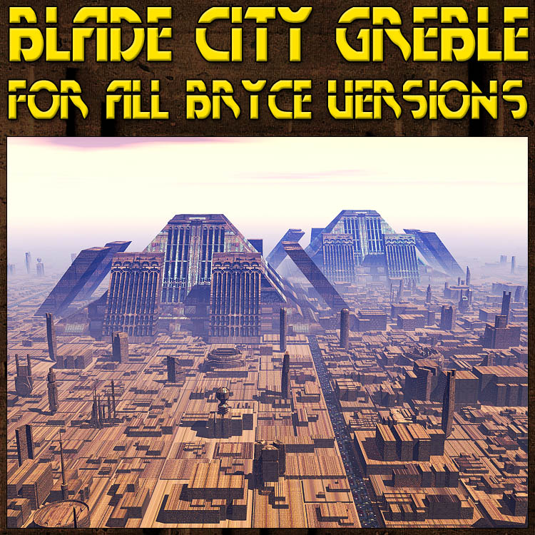 Blade City Greble