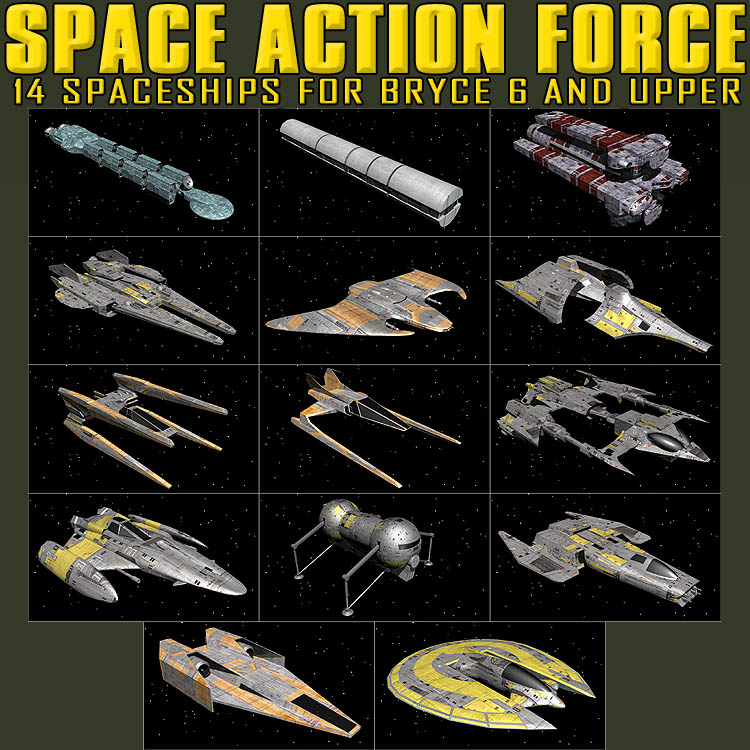 Space Action Force