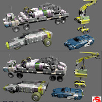 2011 Truck Bundle by rj001