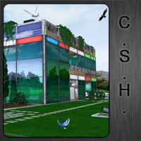 CSH Contemporay Sustainable House (poser version)  whitemagus