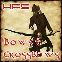 Bows and Crossbows Ultimate Pose Collection for M4 3D Figure Assets 3D Models DarioFish