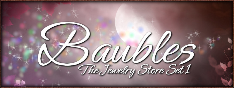 Baubles: The Jewelry Store: Set 1