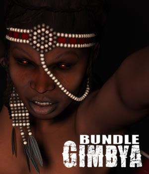Gimbya BUNDLE 3D Figure Essentials 3D Models ile-avalon
