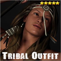Tribal Outfit Software Clothing Themed ile-avalon