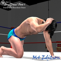 Stay Down Part 1 - M4 Edition 3D Figure Essentials Desert_Lion