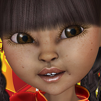 Mingzhu for Mavka 3D Figure Essentials 3D Models stephaniebt