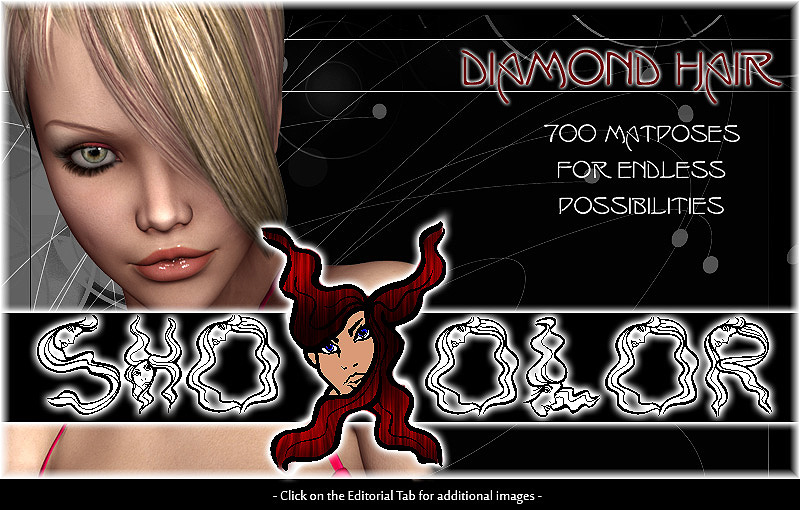 ShoXoloR for Diamond Hair