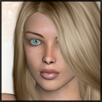 Hanne for V4 3D Figure Essentials kaiZ