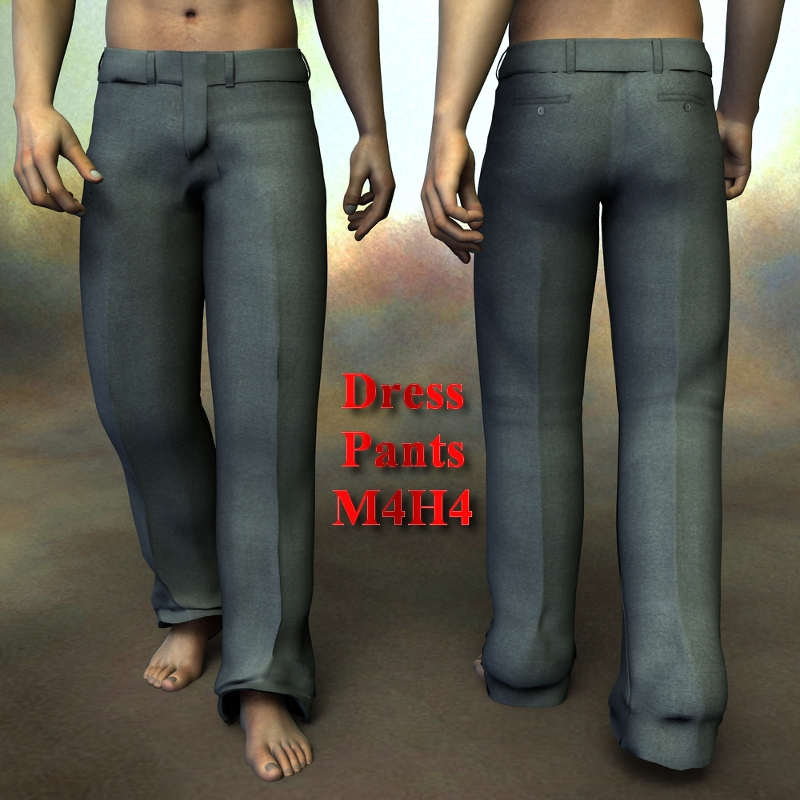 Sickle Dress Pants M4H4