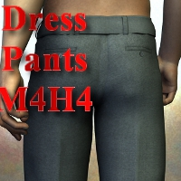Sickle Dress Pants M4H4 by SickleYield