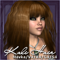 Kali Hair Software Hair Themed -Wolfie-