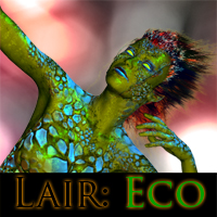 Lair - Eco 3D Figure Essentials 3D Models corinthianscori