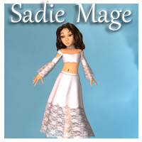 Sadie Mage Clothing Themed Stand Alone Figures aella