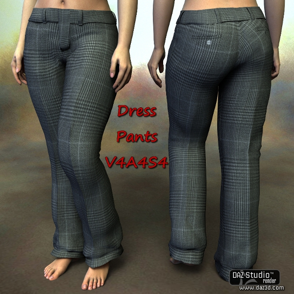 Sickle Dress Pants V4A4S4