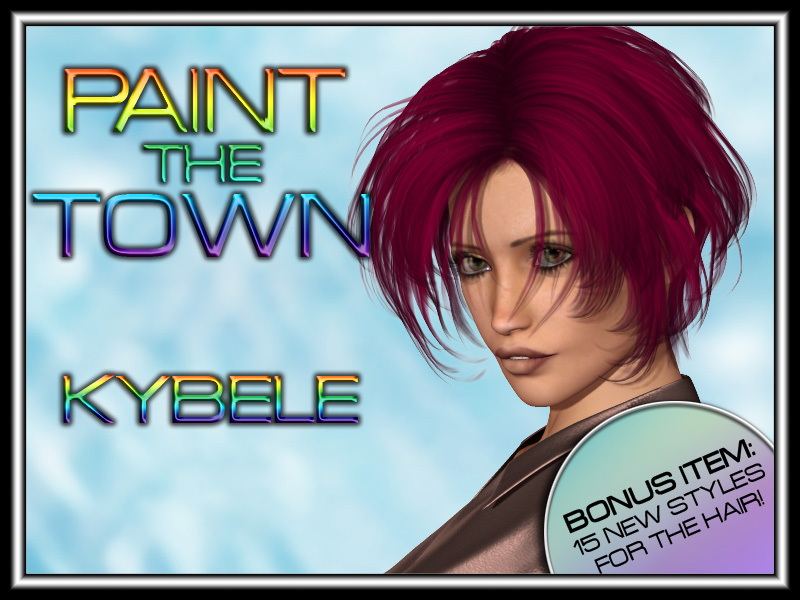 Paint the Town - Kybele