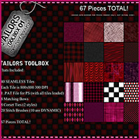 Merchant Resource: Tailor's Toolbox 01 image 1