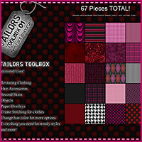 Merchant Resource: Tailor's Toolbox 01 image 2