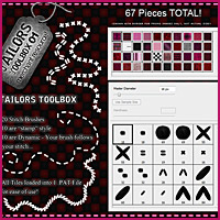 Merchant Resource: Tailor's Toolbox 01 image 3