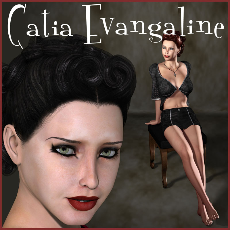 Catia Evangeline for V4