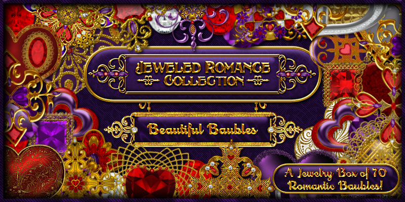 Jeweled Romance Collection - Beautiful Baubles