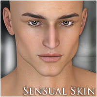 Sensual Skin - Merchant Resource for M4 Merchant Resources 3D Figure Assets Raiya
