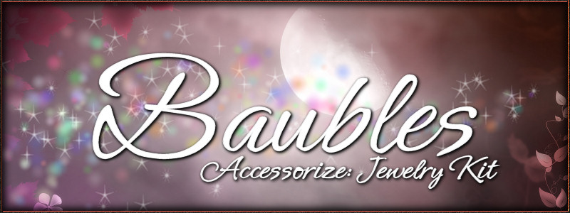 Baubles - Accessories - Jewelry Kit