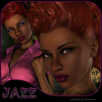 Jazz 3D Figure Essentials 3D Models reciecup