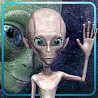 Alien for Gosha 3D Figure Assets 3D Models smay