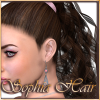 Sophia Hair by nikisatez