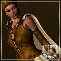 WEIRDLY for Wiccan Priestess by Mint 3D Models 3D Figure Essentials outoftouch