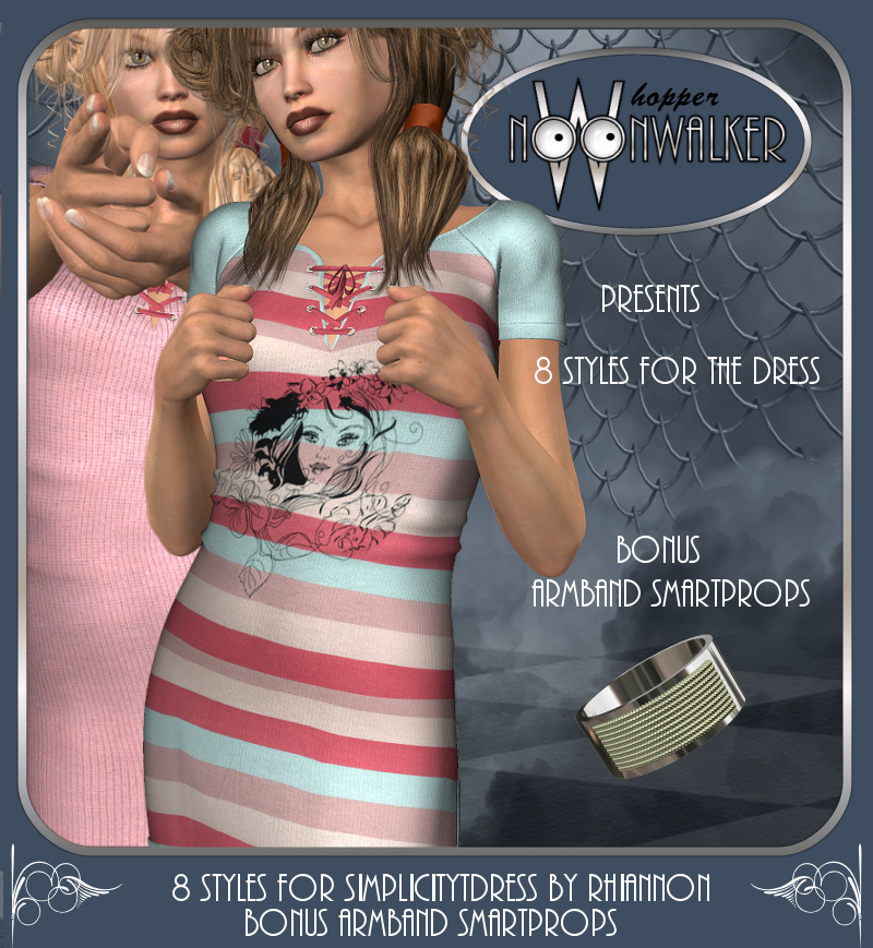 Styles for SimplicityTDress