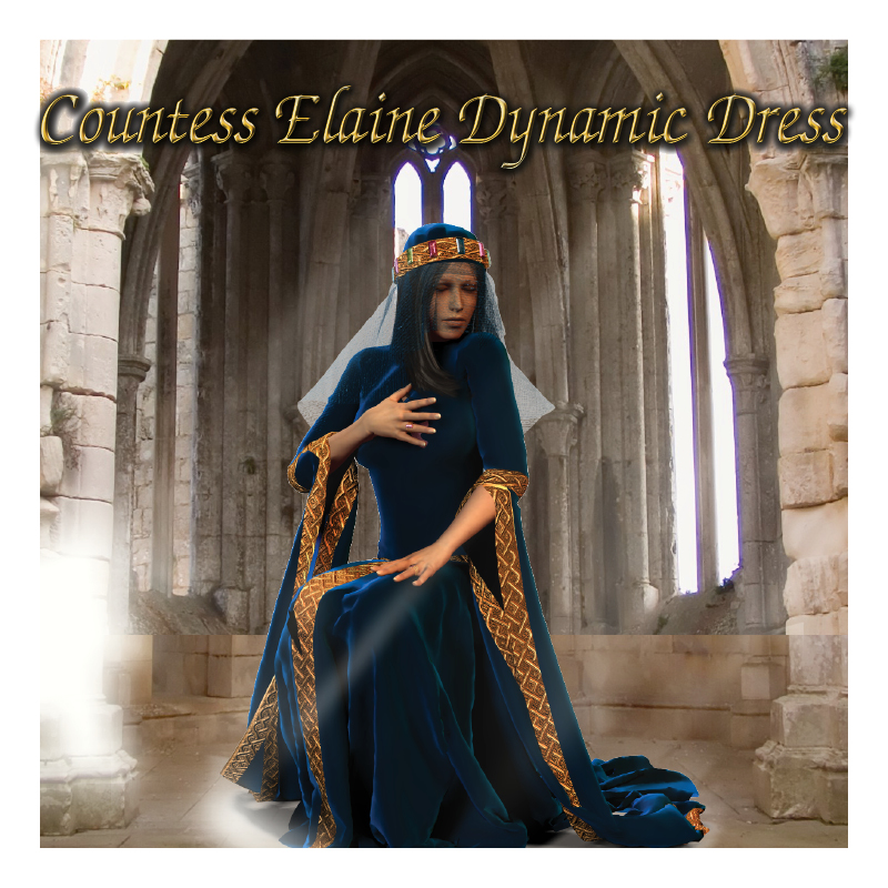 AW Countess Elaine Dynamic Gown