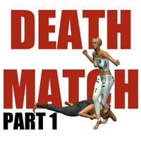 Deathmatch - part 1 3D Figure Essentials PainMD