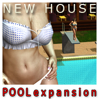 New House POOL expansion Props/Scenes/Architecture Themed ironman13