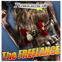 The Freelance 3D Models 3D Figure Assets Legacy Discounted Content powerage