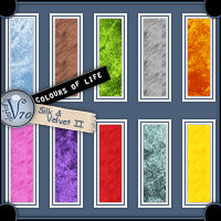 Colours Of Life - Silk & Velvet II 2D Valerian70