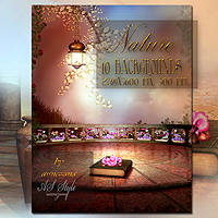 Nature Backgrounds 2D assnezana