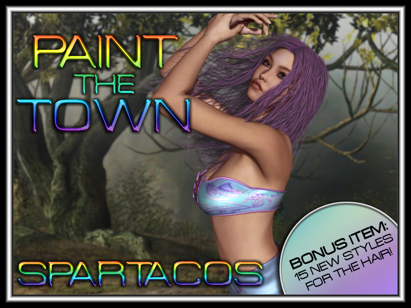Paint the Town - Spartacos