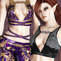 Sojourn for Elven Odyssey Themed Clothing kaleya