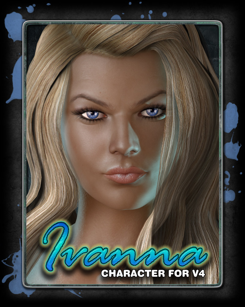 Exnem's Ivanna Character for V4