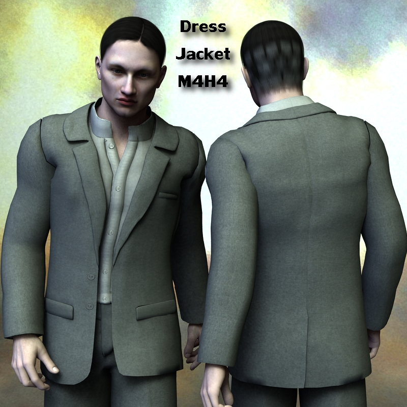 Sickle Dress Jacket M4H4