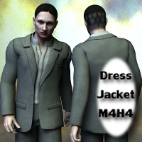 Sickle Dress Jacket M4H4 Clothing SickleYield